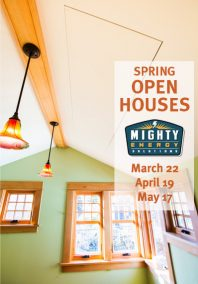 Spring Radiant Heat Open Houses