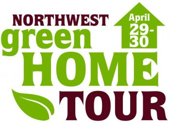 NorthWest Green Home Tour: April 29-30