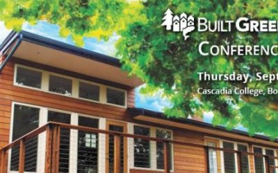 Mighty Energy Session at Built Green Conference: 9/14